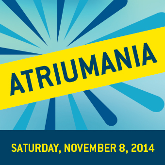 Atriumania on Saturday, November 8. 2014.