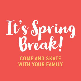 Hooray, its Spring Break!