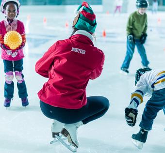 Opportunité d'emploi à la patinoire - Moniteur/trice, cours de groupe pour enfants (4-12 ans)- Septembre 2015