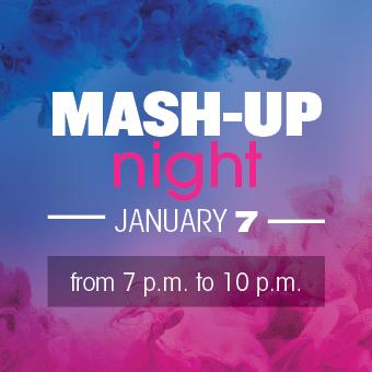 Mash-Up Night