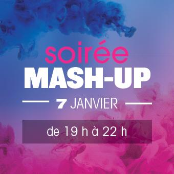 Soirée mash-up
