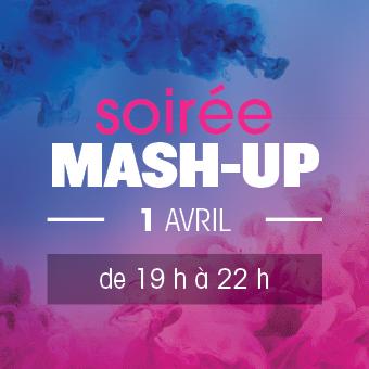 soirée mash-up avril 2017