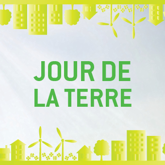 Rendez-vous : Jour de la Terre 2015 le 22 et 23 avril 2015 au 1000 De La Gauchetière