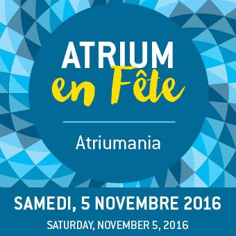 Atrium en Fête 2016