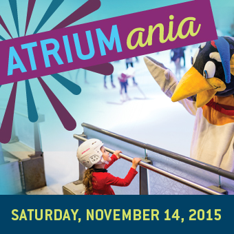 Atriumania on Saturday, November 14 2015