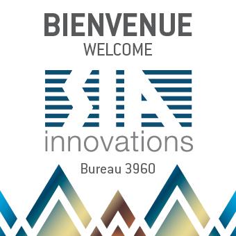 Le 1000 souhaite la bienvenue à SIA Innovations