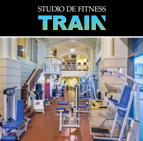 Studio de Fitness Train