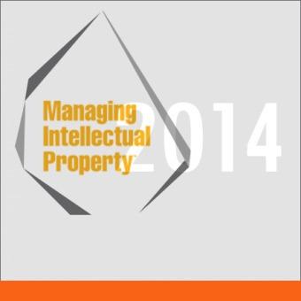 Nos locataires se démarquent lors de la cérémonie Managing Intellectual Property 2014 North America Awards