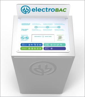 Électrobac vous permet de recycler vos déchets électroniques au 1000 De La Gauchetière!