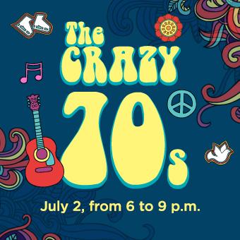 The crazy 70s!