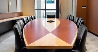 Carleton - Conference room setup