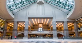 Atrium Le 1000 - Vue panoramique