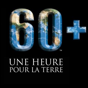 Célébrez Une heure pour la Terre 2014 à Montréal